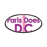 Paris Does DC Patches