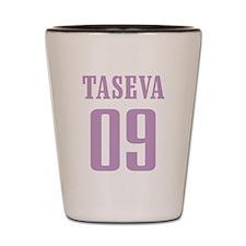 Slagjana Taseva for President Shot Glass