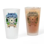 Lost Island Adventures Drinking Glass