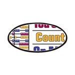 Count on Me Patches