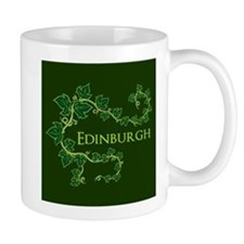 Edinburgh Green Mug
