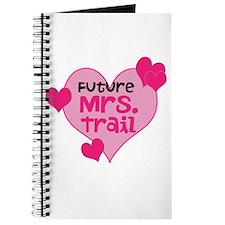 Cute Engagement Journal