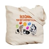Animal Rescue Tote Bag