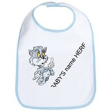 Bibs with cats Cotton Bibs