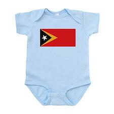 Flag of East Timor Infant Creeper
