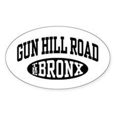 Gun Hill Road The Bronx Decal