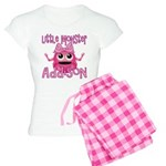 Little Monster Addison Women's Light Pajamas