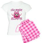 Little Monster Allison Women's Light Pajamas
