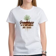 Genealogy Family Roots Tee