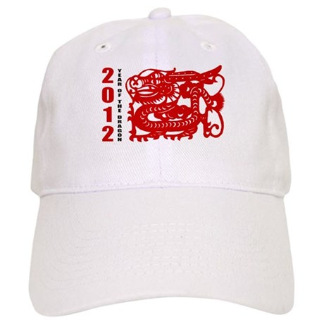 Year of The Dragon 2012 Cap