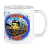 CSX 3 Mug