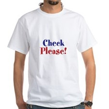 Check Please t-shirt