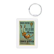 Cirque d'Hiver Keychains