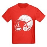 Vintage Football Helmet T