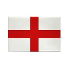 English Flag Rectangle Magnet (10 pack)