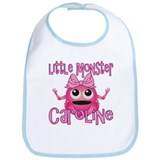Little Monster Caroline Bib
