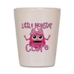 Little Monster Claire Shot Glass