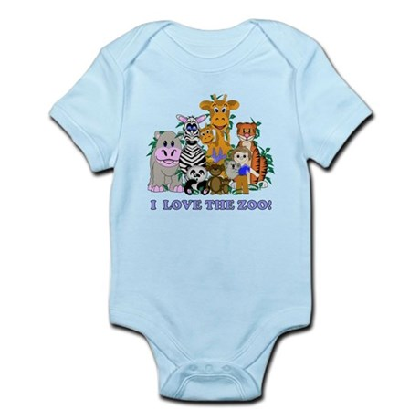 I love the Zoo Infant Bodysuit