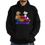 Adopt Shelter Pet (Rainbow) Hoodie