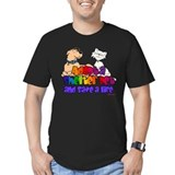 Adopt Shelter Pet (Rainbow) T