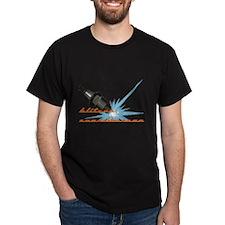 Blitzen Spark Plugs T-Shirt