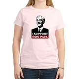 I Support Ron Paul 3 T-Shirt