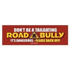 Cute Tailgaters Bumper Sticker