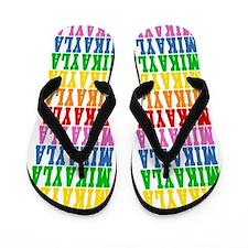 Funny Mikayla Flip Flops