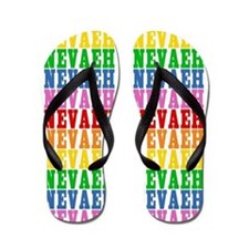 Unique Nevaeh Flip Flops