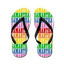 Unique Samantha Flip Flops