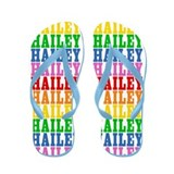 Unique Name hailey Flip Flops