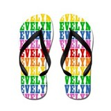 Cute Evelyn Flip Flops