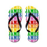 Unique James Flip Flops