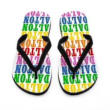 Unique Dalton Flip Flops
