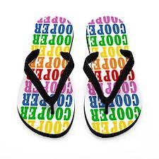 Cute Cooper Flip Flops