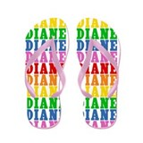 Unique Diane Flip Flops