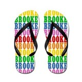 Unique Brooke Flip Flops