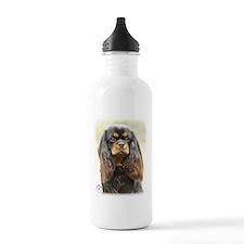 Cavalier King Charles Spaniel 9F51D-03 Water Bottle
