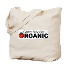 Organic Gardening, Farming Tote Bag