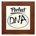 DNA Framed Tile