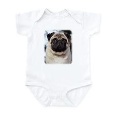 Pug AA014D-018 Infant Bodysuit