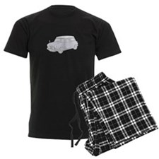 Mini Cooper 1962 -colored Pajamas
