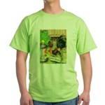 Chicks For Sale Green T-Shirt