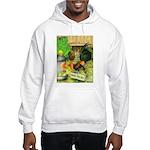 Chicks For Sale Hooded Sweatshirt