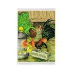 Chicks For Sale Rectangle Magnet (10 pack)
