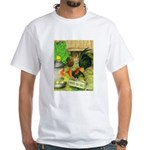 Chicks For Sale White T-Shirt