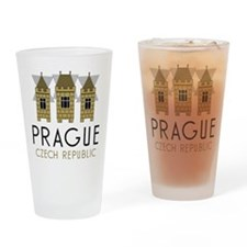 Prague Drinking Glass