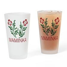 Maminka Drinking Glass
