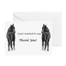 Two Foals Greeting Cards (Pk of 20)