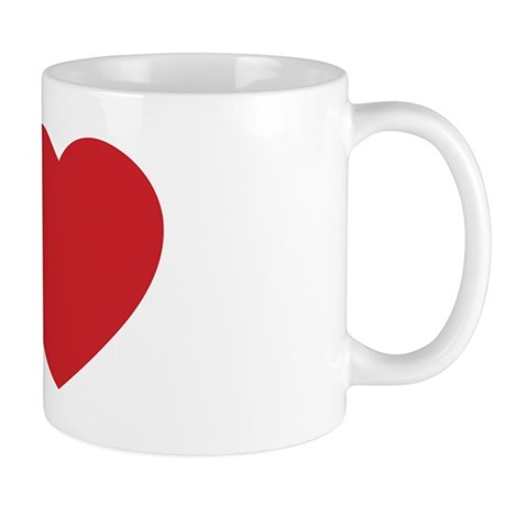 I LOVE (Heart) Coffee Mug
